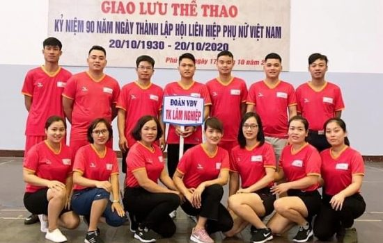 """Giao lưu kỷ niệm 90 năm ngày thành lập """"Hội Liên hiệp Phụ nữ Việt Nam"""" (20/11/1930-20/11/2020)"""